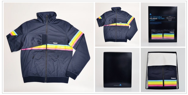 Polariod Factory Jacket